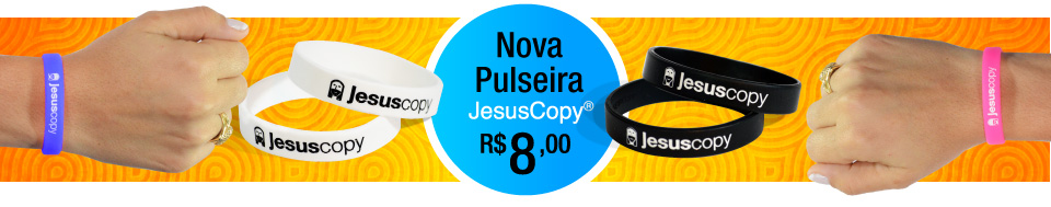 Pulseira Jesuscopy